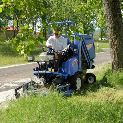 Iseki SF224 Out Front Mower available at Nigel Rafferty Groundcare, Cornwall