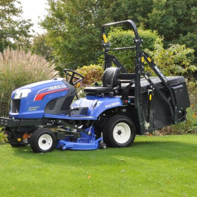 Iseki SXG323+ Ride on Mower available at Nigel Rafferty Groundcare, Cornwall