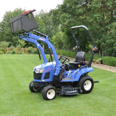 Iseki TXGS24 Sub Compact Tractor available at Nigel Rafferty Groundcare, Cornwall
