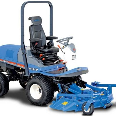 Iseki SF310 Out-Front Mower available at Nigel Rafferty Groundcare, Redruth