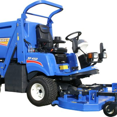 Iseki SF450 Out Front Mower for sale at Nigel Rafferty Groundcare, Cornwall