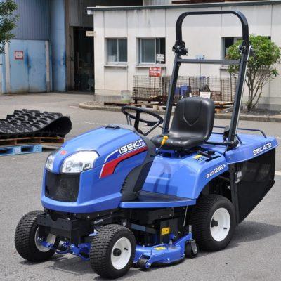 Iseki SXG216 Ride-on Mower