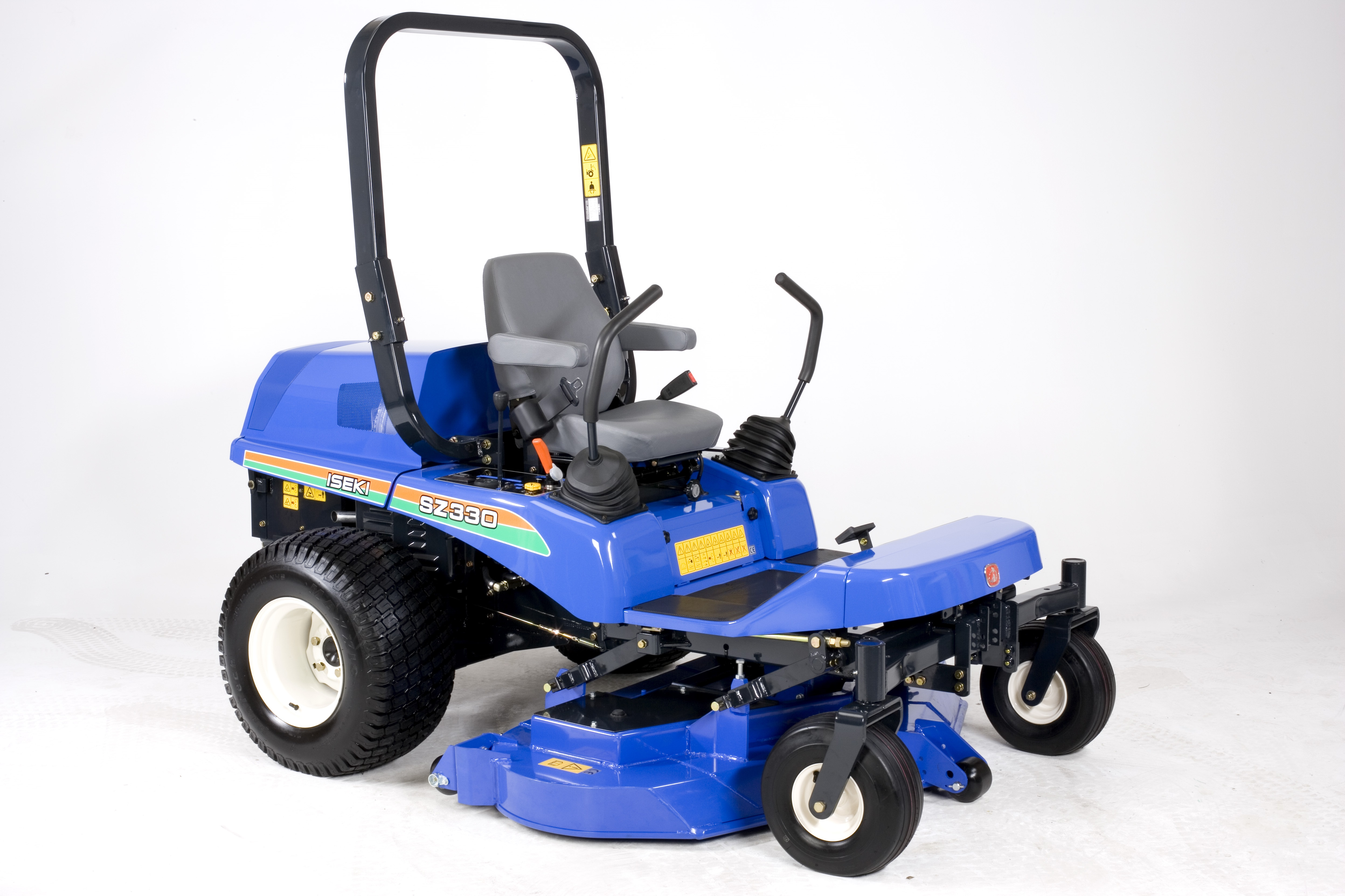 zero turn lawn mowers for sale uk