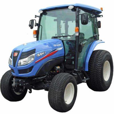 Iseki TG6490 Tractor for sale at Nigel Rafferty Groundcare, Cornwall
