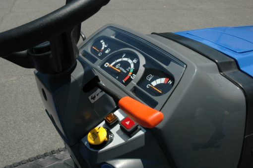 Iseki TM3265 Tractor Control Panel for sale at Nigel Rafferty Groundcare, Cornwall
