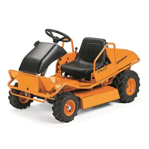 AS800 FreeRider Ride-on Brushcutter available for sale at Nigel Rafferty Groundcare, Redruth, Cornwall