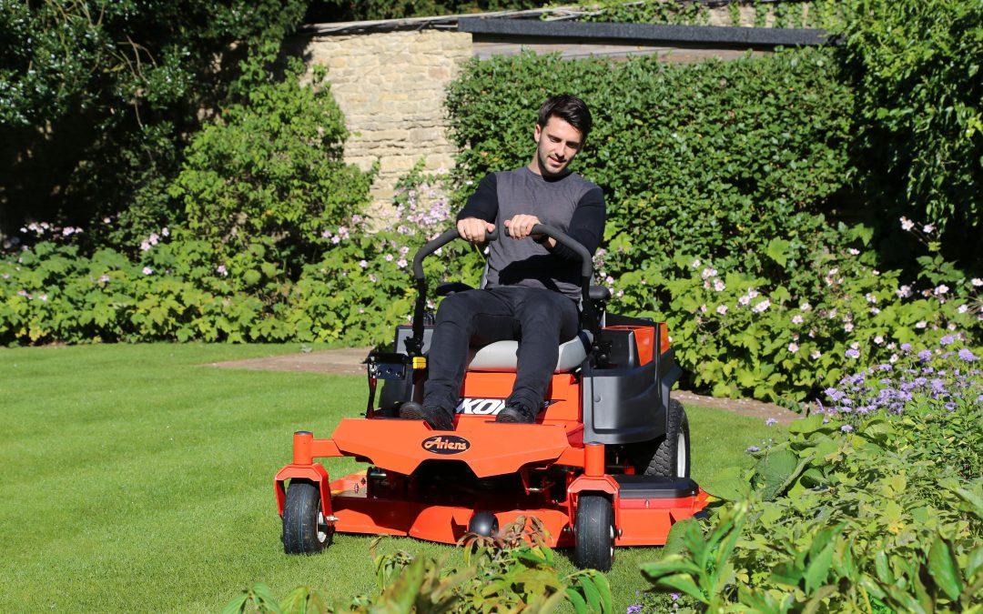 Ariens Ikon Zero Turn Mower available at Nigel Rafferty Groundcare, Redruth, Cornwall