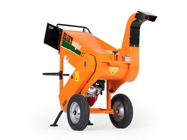 Eliet Professional Major 4S Green Waste Shredder / Chipper supplied by Nigel Rafferty Groundcare Redruth Cornwall