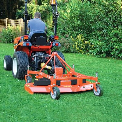 wessex finishing mower available at Nigel Rafferty Groundcare, Cornwall