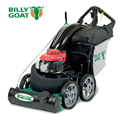 Billy Goat Commercial Garden Vacuum MV650SPH available at Nigel Rafferty Groundcare Redruth, Cornwall