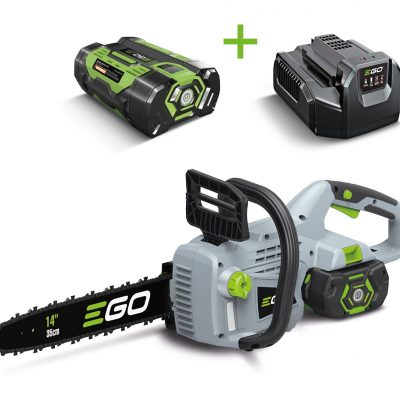 Ego 35cm Chainsaw Kit at Ngel rafferty Groundcare Cornwall