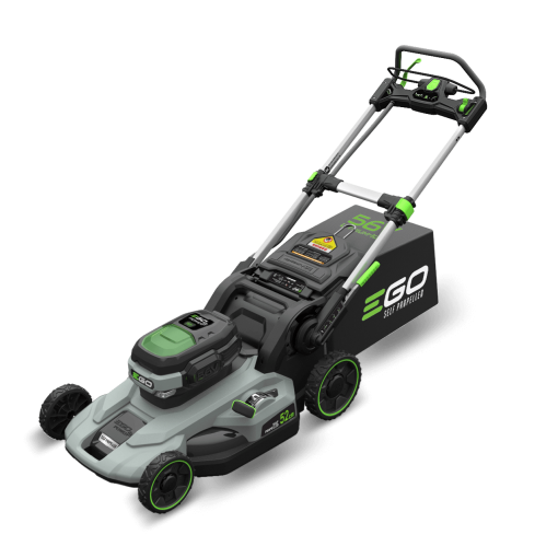 EGO LM2102E-SP Cordless Lawnmower Kit at Nigel Rafferty Groundcare, Cornwall