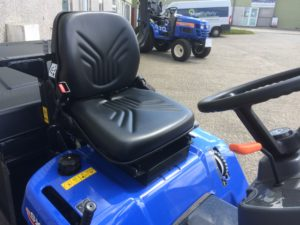 Iseki SXG323 Ride-on Mower