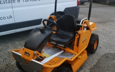 AS-Motor 940 Sherpa Ride-on Brushcutter – ex-hire £5995+VAT
