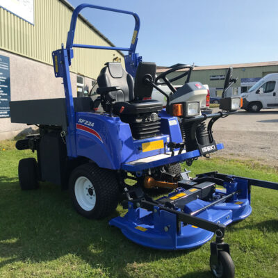 Iseki SF224 available at Nigel Rafferty Groundcare, Cornwall