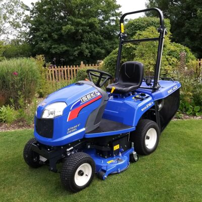 Iseki SXG216+ Ride-on Mower available at Nigel Rafferty Groundcare, Cornwall