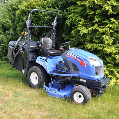 Iseki SXG326+ Ride on Mower available at Nigel Rafferty Groundcare, Redruth