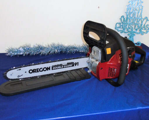 Cobra CS420-16 Petrol Chainsaw for sale at Nigel Rafferty Groundcare, Redruth