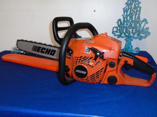 Echo CS-370ES Rear Handle Chainsaw for sale at Nigel Rafferty Groundcare, Cornwall