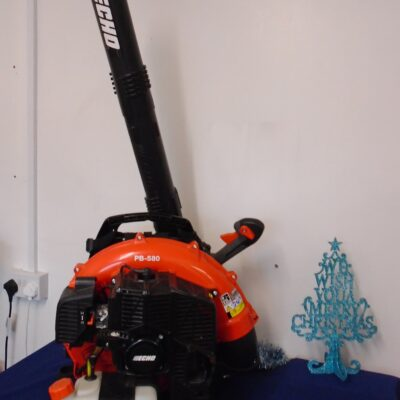Echo PB-580 Back Power Blower for sale at Nigel Rafferty Groundcare, Cornwall