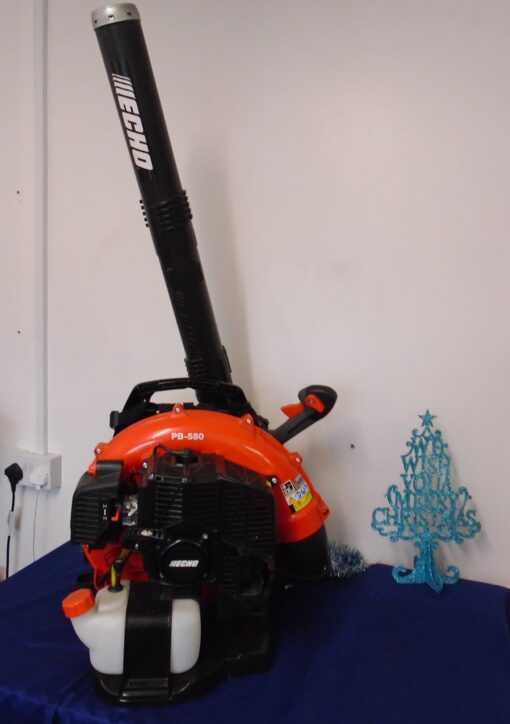 Echo PB-580 Back Power Blower for sale at Nigel Rafferty Groundcare, Cornwall