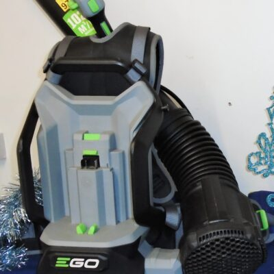 EGO Power Back Pack Blower for sale at Nigel Rafferty Groundcare, Cornwall